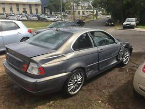 BMW 3-Series E46 Coupe 320CI MANUAL 2005 NOW WRECKING Northmead Parramatta Area Preview