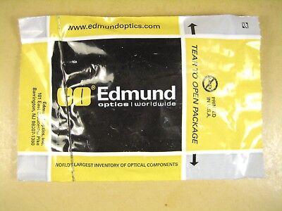 Edmund Optics 69-712 Cylinder Lens 10mm H X 20mm L X 100mm Fl Nir Coated