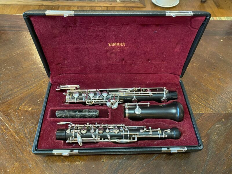 Used Yamaha Intermediate Oboe - YOB-411 - Excellent Condition