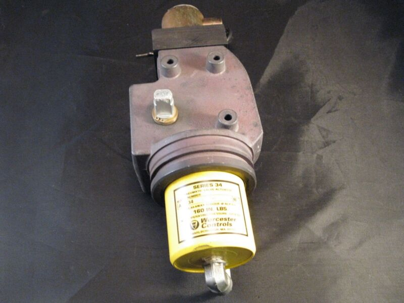 Worcester A34R A-34-R Pneumatic Actuator new