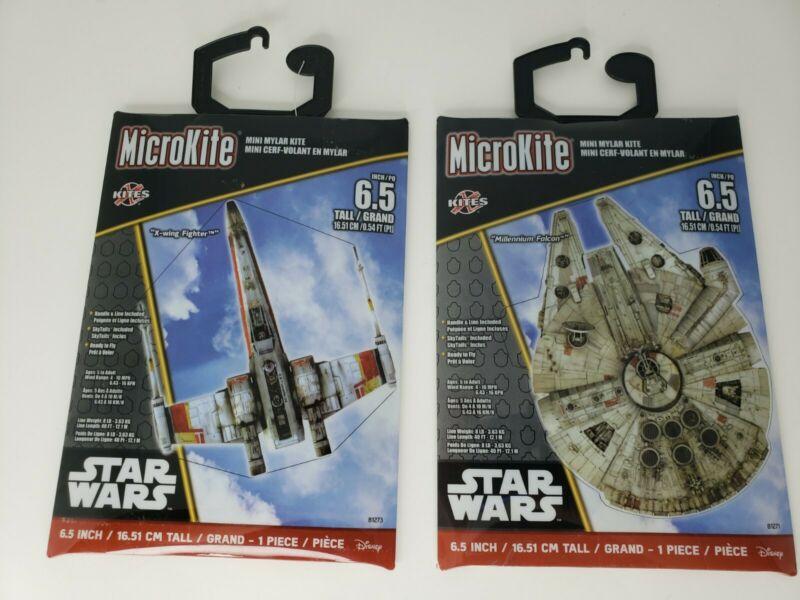 Disney Star Wars Micro Kites. Mini Mylar Kites