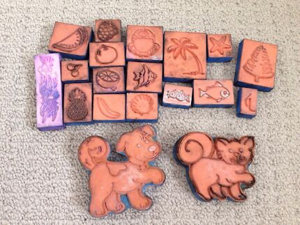 Miscellaneous rubber stamps Mansfield Brisbane South East Preview