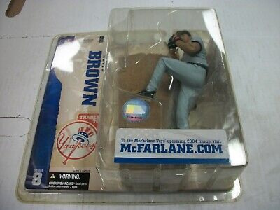 KEVIN BROWN New York Yankees Series 8 McFarlane Toys