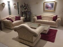 Italian made fine thread lounge suite *Never been used* Craigmore Playford Area Preview