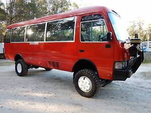 1997 Toyota Coaster 4x4 Tourbus, or make ideal 4wd Motorhome Shannon Brook Richmond Valley Preview