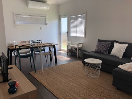 Brand new granny flat for females
