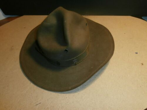 Vintage BSA Boys Scouts of America Official Hat