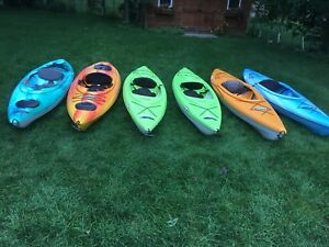 Kayaks For rent