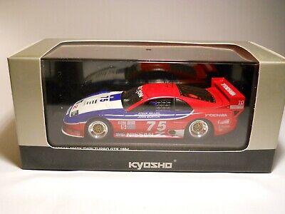 Kyosho (03217E) - 1/43 - Nissan - 300ZX - 24 hr. Daytona - 1994 - #75 - MIB