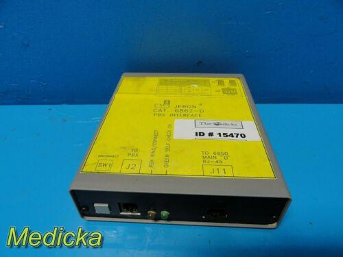 Jeron Electronics 6862-D PBX Interface Terminal for Pro-Alert 640 ~ 15470