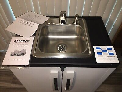 Portable Sink Nsf Mobile Handwash Self Contained Hot Water Concession.electronic