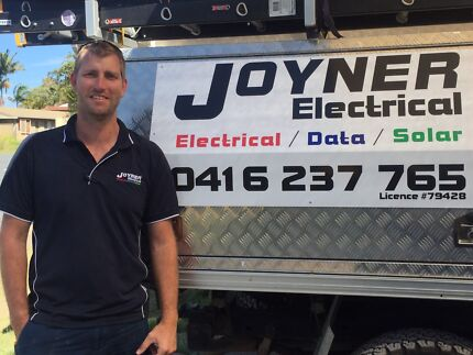Electrician  -  Local & Reliable: Family Run and owned business