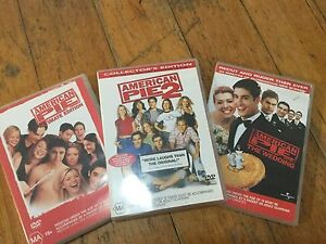 American Pie DVD set Rowville Knox Area Preview
