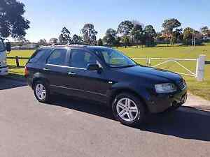 2004 Ford Territory Ghia Beverley Park Kogarah Area Preview