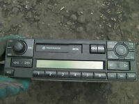 Volkswagen Vw Radio Tape Cassette Player Golf Polo Passat Beta No Code - volkswagen - ebay.co.uk