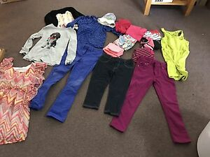 Girls size 7 clothing Bolwarra Maitland Area Preview