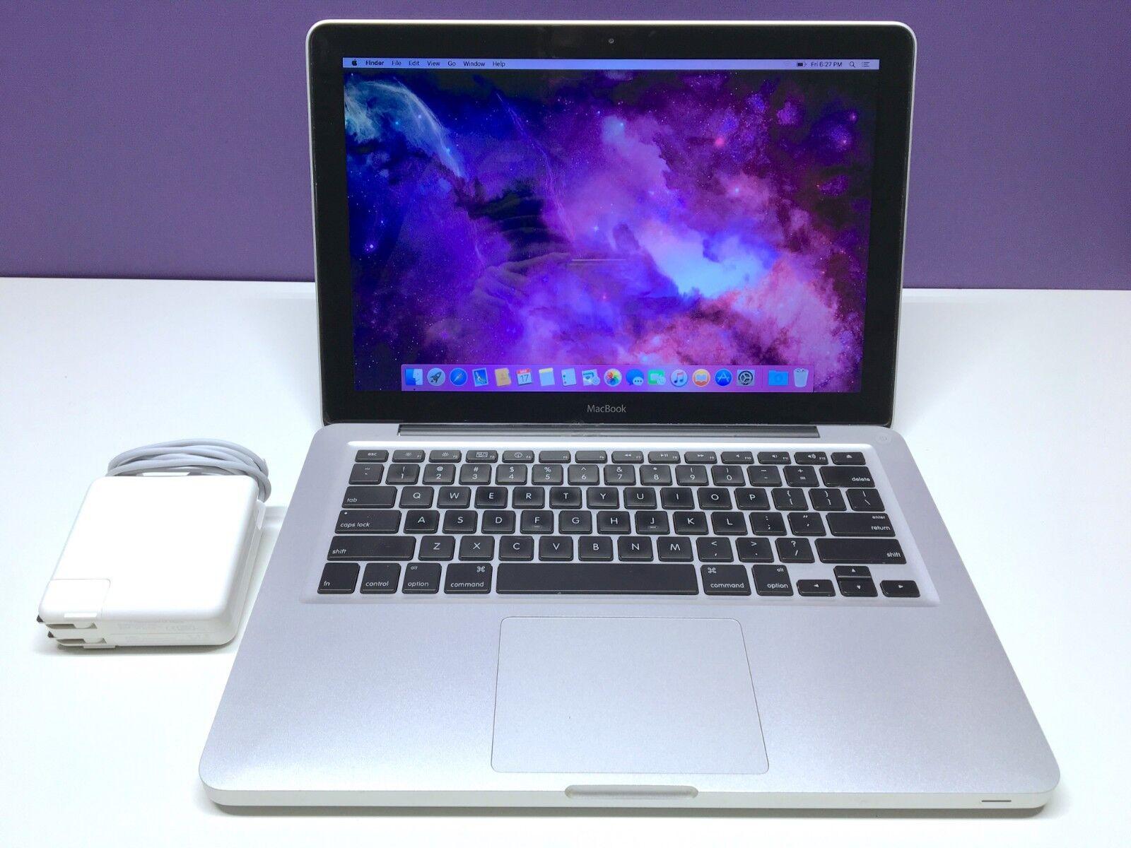 """Apple MacBook Unibody 13"""" OS X 2015 / 2.4GHz / 1TB Storage / 3 Year Warranty!"""