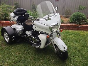 2004 Yamaha Royal Star Venture / Voyager 'trike' outfit Rosewater Port Adelaide Area Preview