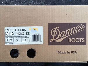 Men's DANNER FT LEWIS Boot 9.5W