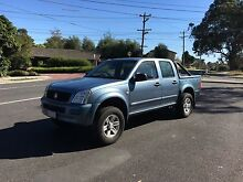 2006 Holden rodeo dual cab ute will trade Boronia Knox Area Preview