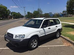 2003 Subaru Forester Wagon Oatlands Parramatta Area Preview
