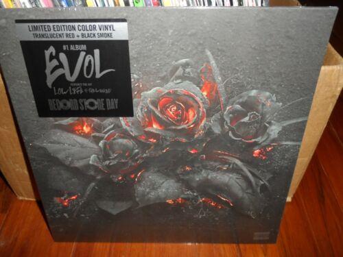 Future - Evol 2021 RSD LP Brand New Translucent Red and Black Smoke Vinyl