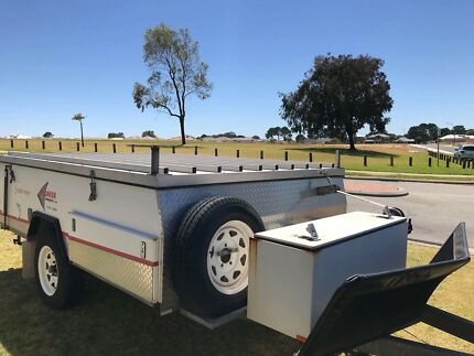 Wanted: Hard floor camper trailer