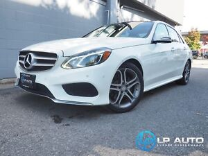 2014 Mercedes-Benz E-Class E350 4MATIC Sedan! Easy Approvals!