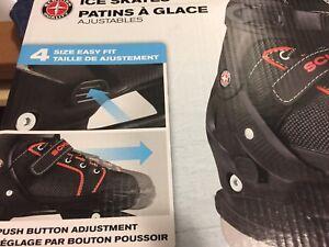 New Adjustable skates