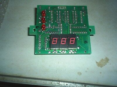 3054 lance vendor Control Board number 4207895 407788 USI sanck machine 3053