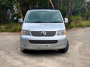 2008 Volkswagen Multivan COMFORTLINE Automatic Van/Minivan Asquith Hornsby Area Preview