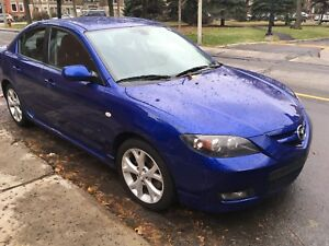 Mazda 3  2007 Great for back to school