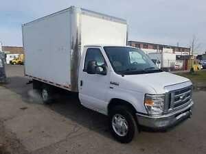 2012 Ford E-350 12Ft Gasoline&Propane - NO CVOR Required