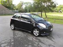 MUST SELL  AUTO, RWC, A/C 2007 Toyota Yaris Hatchback Woolloongabba Brisbane South West Preview