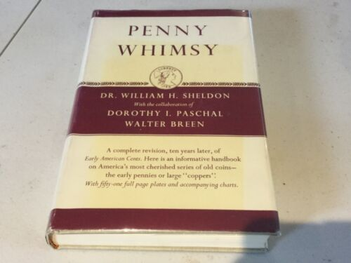 Penny Whimsy 1958 printed edition
