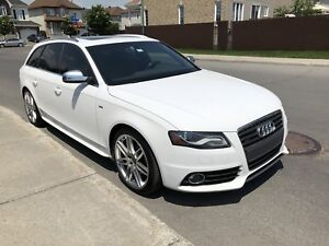 Audi A4 Wagon S Line *Look s4* (2010)