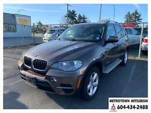 2012 BMW X5 xDrive35i; Local BC vehicle! LOW KMS!