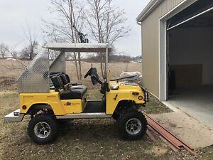 Golf Cart (Hummer)