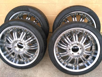 20inch Wheels & Tires