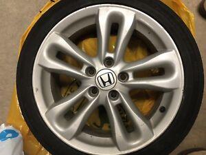 """17"""" Honda rims"""
