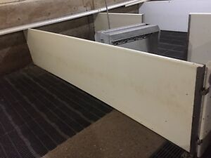 Used Hog Plastic Panels