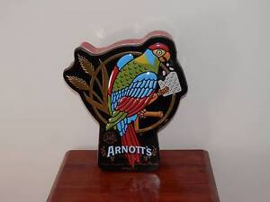 Arnott's 140 Years Collectable Rosella Biscuit Tin Fisher Weston Creek Preview