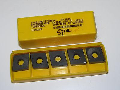 7 new KENNAMETAL CNGA 643T 0820 K090 Ceramic Inserts CNGA190612T02020 KY1615