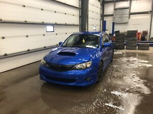 2009 Subaru WRX Built engine VF52 turbo
