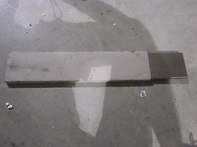 3 Hasberg Precision Shim Gage 1.1mm 1.10mm 100mm X 500mm Sheets