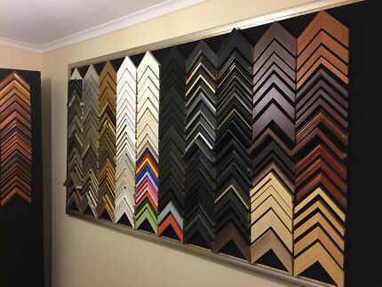 Custom Picture Framing Frameworks Plus Other Business Services