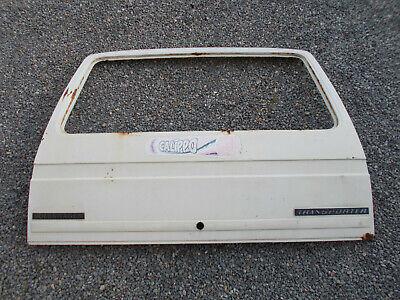 PORTE ARRIERE POUR VW T3 - BACK DOOR - TRANSPORTER 3 - 79>91