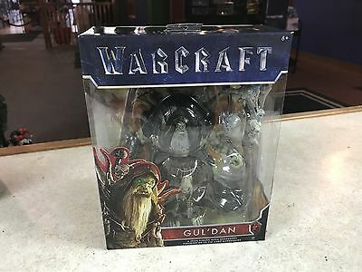 2016 Jakks Pacific Warcraft The Movie 6  Inch Action Figure Moc   Guldan