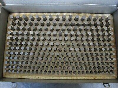 Meyer Gage .251 - .500 Pin Gage Set