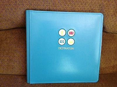 - Creative Memories 12 x 12 Picfolio Album -Destination Scrapbook